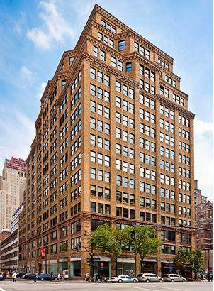 LEED 440 Ninth Ave, NYC