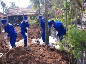 Vietnam cleanup
