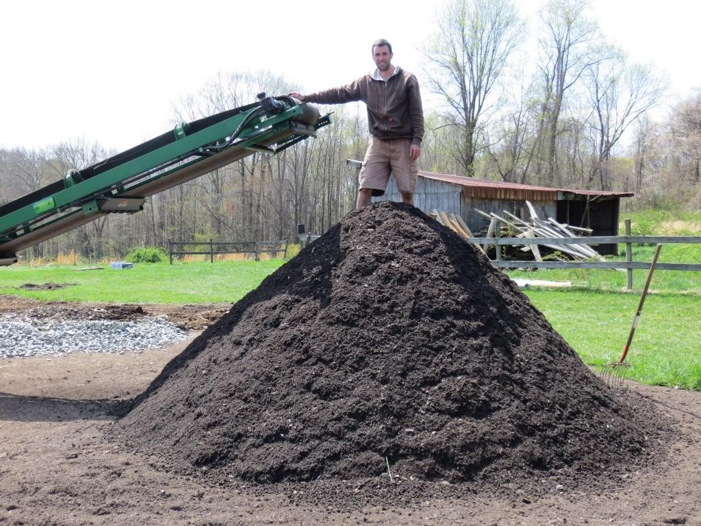 Veteran compost trucks