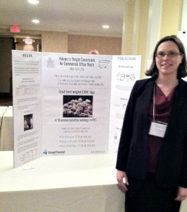 Amy at ICWS Int Conference Solid Waste Jan 2013