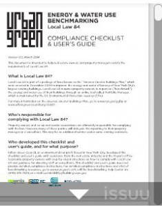 benchmarking checklist