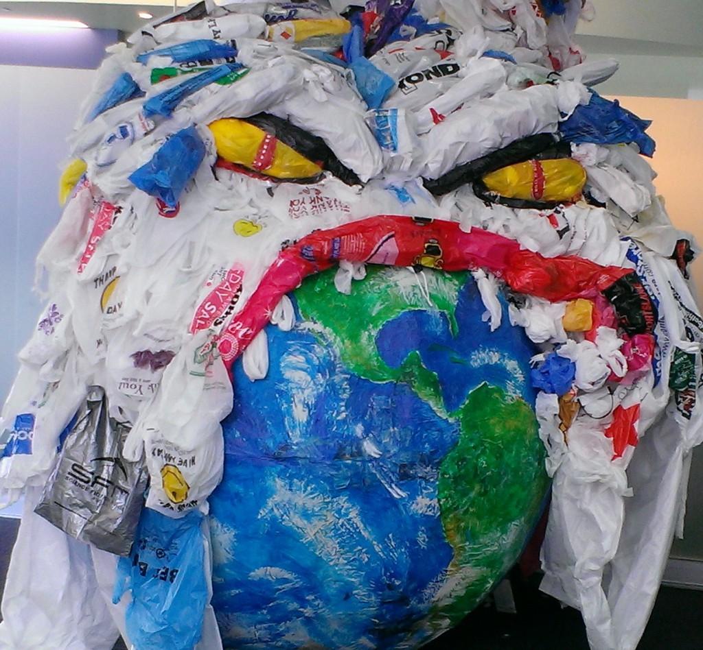 plastic bag monster cropped high