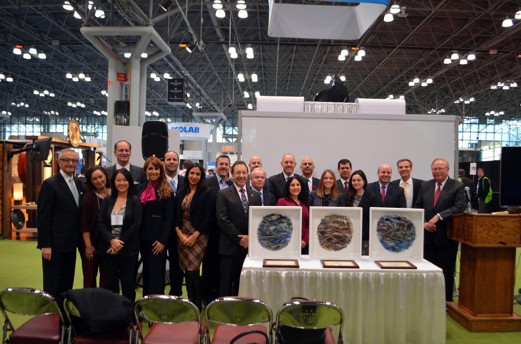 HANYC Sustainability Awards - Winners, judges and Sustainability Committee members